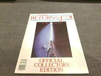 STAR WARS: RETURN OF THE JEDI - Official Collectors Edition Magazine/Book