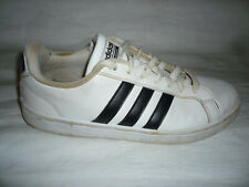 Adidas Womens Grand Court Low Top Lace Up Fashion Sneakers tennis shoes, Sz 9