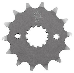 JT 14 Tooth Steel Front Sprocket 420 Pitch JTF252.14