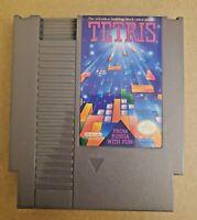 Tetris - Nintendo NES - GUARANTEED Tested, Working, AUTHENTIC!