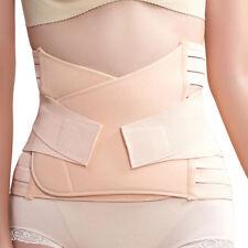 Deluxe POST NATAL POSTPARTUM dopo la gravidanza Slimming RE-plasmare Cintura Wrap BAND