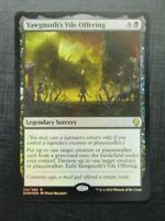 Yawgmoth's Vile Offering Foil - MTG Magic Card # 12H83