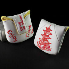 SWAG Golf CHINESE TAKE OUT Mallet Putter Headcover Cover SOLD OUT Sealed In Hand