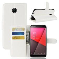 Vodafone Smart N9 Lite Mobile Phone Cover Case Etui UK white 5878W