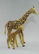 Playmobil Giraffe Zoo mit Junges Tierpark 6634 4852 4850 3240 3634 #36815