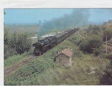BULGARIA          Steam mixed train on former Levski - Belene line in 1982