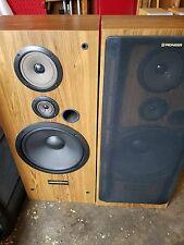 Pioneer CS-M551 Speakers 3 way 150 watts