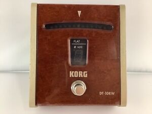 Korg DT-10RW Rosewood Made In Japan