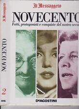 IL MESSAGGERO - NOVECENTO - RACCOGLITORE N.2 - DE AGOSTINI
