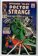 Strange Tales #166 (Vol. 1) – Grade 6.0 – Dr. Strange & Nick Fury