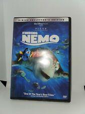 New listing Finding Nemo (Dvd, 2003, 2-Disc Set)