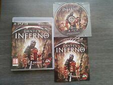 Vendo Dante's Inferno para Playstation 3.