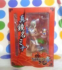 Samurai Spirits Zero Majikina Mina 1/8 PVC  Cherry Blossom Figure Statue Anime