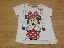 Dimensioni Nuovo di Zecca 7-8 anni Minnie Mouse T-shirt