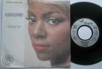"Gloria Gaynor / I Am What I Am / More Than Enough 7"" Single Vinyl 1983"