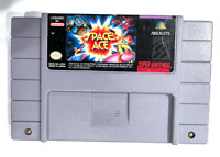 Space Ace SUPER NINTENDO SNES GAME Tested ++ WORKING ++ AUTHENTIC!