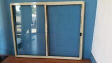 Aluminium Sliding Window 1200H x 1510W