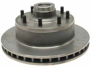 For 1978 Dodge CB300 Brake Rotor and Hub Assembly Front Raybestos 95548WW