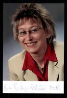 Eva Bulling Schröter Foto Original Signiert ## BC 29936