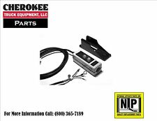 National Liftgate Parts (NLP) BPL2788, 2 BUTTON REMOTE 3 WIRE WITH HOLSTER