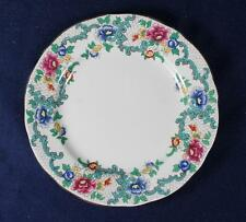 "ROYAL CAULDON VICTORIA PATTERN 6""  BREAD & BUTTER"