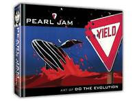 PEARL JAM ART OF DO THE EVOLUTION HC [JUN200628] PREORDER 30.10.2020 IDW PUBLISH