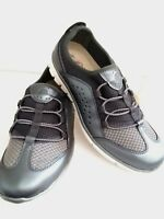 EARTH SPIRIT-FREE SHIPPING-WOMEN MOST SIZES-GREY-LADIES-CONTOURED-ATHLETIC SHOES