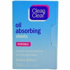 Clean & Clear Oil Absorbing Sheets 50 Sheets. Included