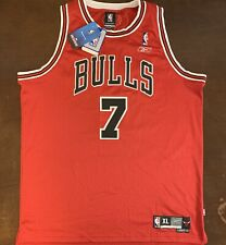 Vintage Reebok NBA Chicago Bulls Ben Gordon Basketball Jersey
