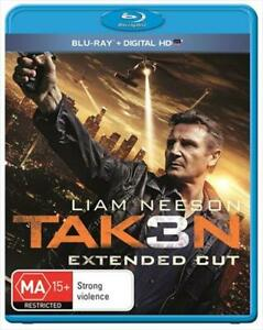 Taken 3 - Extended Edition Blu-ray
