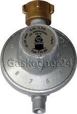 Druckregler 25-50mbar 11-Stufig verstellbar 1 Kg/h Druckminderer Gasregler NEU