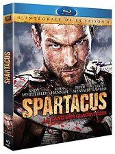 SPARTACUS: Le sang des gladiateurs - saison 1 // BLU RAY neuf
