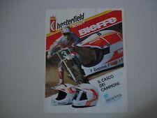 advertising Pubblicità 1991 CASCO BIEFFE CHESTERFIELD SCOUT