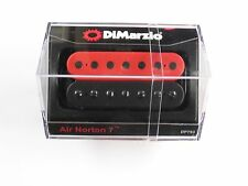 DiMarzio Air Norton 7 String Black/Red W/Black Poles DP 793