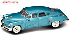 New In Box 1/43 Scale Road Signature Deluxe Diecast  1948 Tucker Torpedo