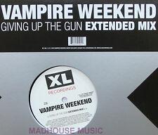 "VAMPIRE WEEKEND 12"" Giving Up The Gun - Extended / Dub LTD  Vinyl NEW UNPLAYED !"