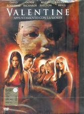 Valentine - Appuntamento Con La Morte (2001) DVD Edizione Snapper
