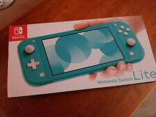 New Nintendo Switch  Lite - Turquoise