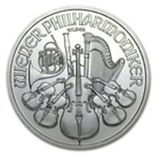2010 1 oz Austrian Silver Philharmonic Coin