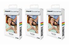 "Carta Polaroid Zink Paper 2x3"" 60 fogli (Snap Zip Z2300 Socialmatic) POLZ2X320-3"