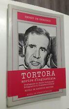 De Gregorio TORTORA Morire d'ingiustizia DE DOMINICIS 1988 Cronaca Giornalismo