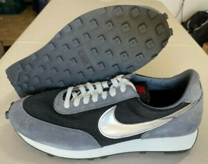 Nike Dbreak Daybreak SP Black Gray Metallic Silver BV7725-002  Men's Size 13