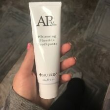 Nu Skin Authentic NuSkin AP-24 Whitening Fluoride Toothpaste ORIGINAL 110g 4OZ