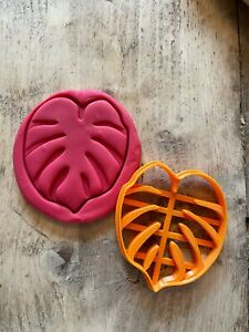 Monstera Leaf cookie/ biscuit cutter