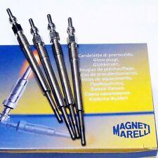 4 x Glühkerze Magneti Marelli OPEL Agila A B 1.3 CDTI Astra H 1.3 CDTI