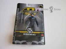 Mattel DC Batman Missions NIGHTWING Bane Unleashed Figure New Damaged Box NIB