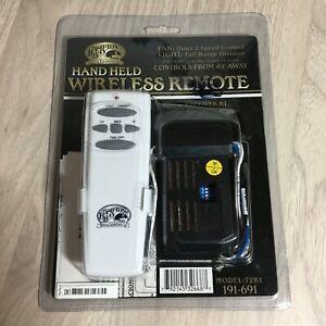Hampton Bay Hand Held Wireless Fan Remote (Model T2R1; SKU 191-691)