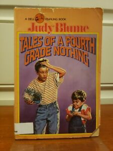 Tales of a Fourth Grade Nothing by Judy Blume (1991, Trade Paperback)