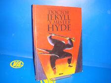 Libro cuento ilustrado DOCTOR JEKILL Y MISTER HYDE tamaño A3 tapa dura