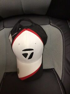 Bundle Of Golf Items, Balls, Tees, Glove, Towel, New Hat, Plus Others